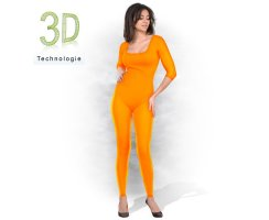 3D Bodyleggings Lilli, 3/4 Arm, 160 DEN