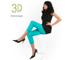 Damen Leggings 7/8 Jule 60 DEN