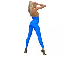 Leggings mit hoher Taille 80 DEN 3D