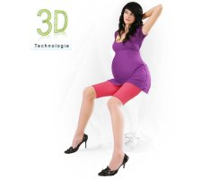 Umstands-Leggings Radler D 360 TA 3 U  60 DEN