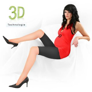 Umstands-Leggings Radler D 340 TA 3 U  40 DEN